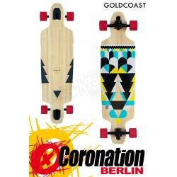 GoldCoast Process Komplett Longboard