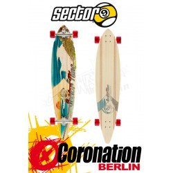Sector 9 Madeira Longboard complete Assorted