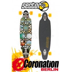 Sector 9 Sandblaster 15 Longboard Komplett Assorted