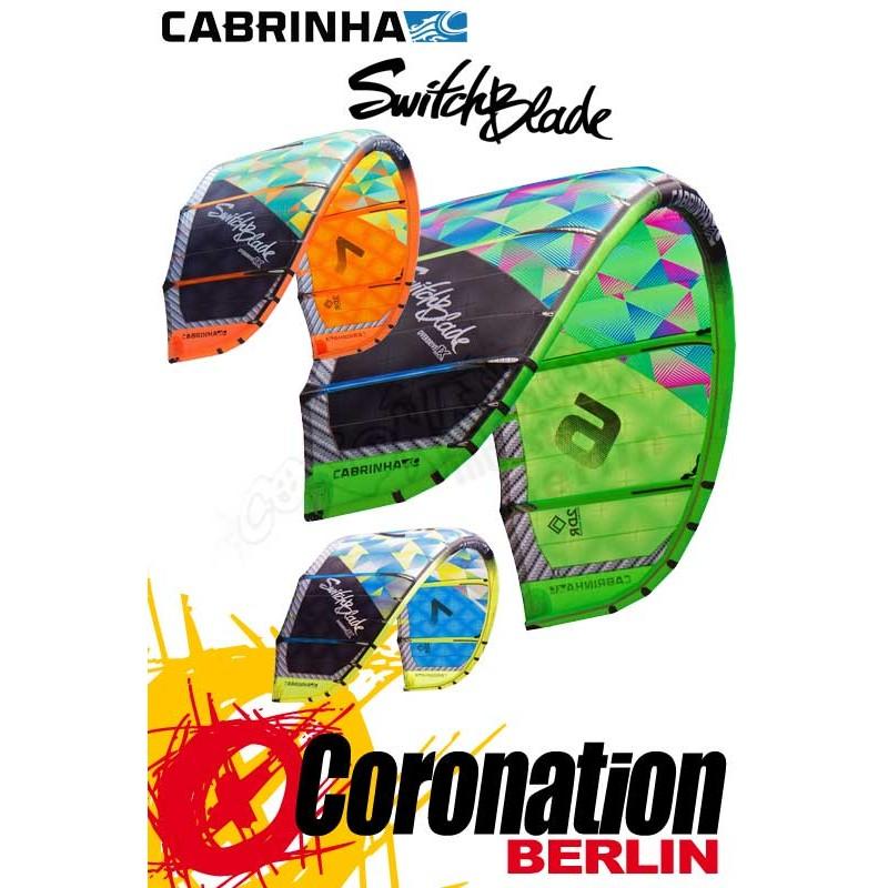 Cabrinha Switchblade 2014 Kite 10m²