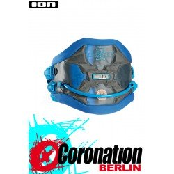 ION Vertex 2015 Kite Hüft Trapez Blue Waist Harness