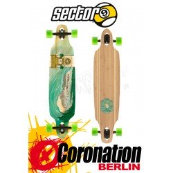 Sector 9 Lookout Longboard Komplett Assorted