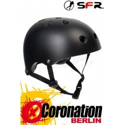 SFR Essentials Skate/BMX Helmet Black