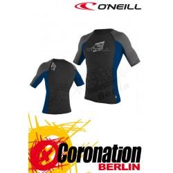 O'neill Skins Crew UV Protection Black