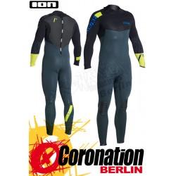ION Strike Semidry 5,5/4,5 neopren suit 2016 Black/green