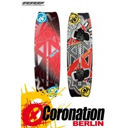 RRD STYLE V2 Full-CARBON Kiteboard 139 mit BINDUND