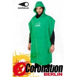 Soöruz Poncho Stick UNISEX - Green