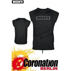ION Wetshirt LOGO NoSleeve Black Water Quickdry T-Shirt