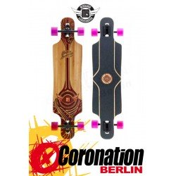 Mindless Falcon Natural drop Throug Longboard