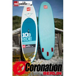 """Red Paddle Co Ride 10'8"""" inflatable SUP Board 2016"""