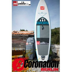 """Red Paddle Co SPORT 11'0"""" inflatable SUP Board 2016"""
