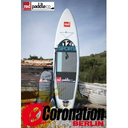"""Red Paddle Co SPORT 12'6"""" inflatable SUP Board 2016"""