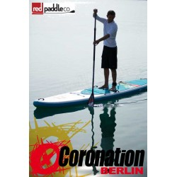 "Red Paddle Co EXPL 12'6"" - Inflatable SUP Board 2016"