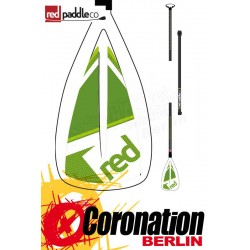 Red Paddle Glass Nylon Vario 3-teiliges SUP Paddle 2016