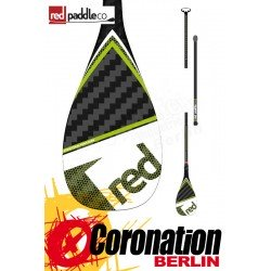 Red Paddle Glass Glas Vario Travel 3-partieses SUP Paddle 2016