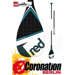 Red Paddle Carbon Vario 3-partieses SUP Paddle