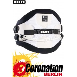 ION Apex 2016 Kite Waist Harness Black-White Hüfttrapez
