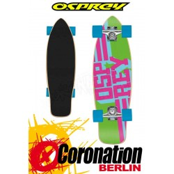 "Osprey Text Cruiser 27"" Longboard"