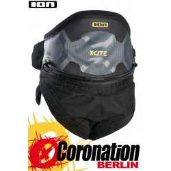 ION X-Cite 2016 Kite Seat Harness harnais culotte Black