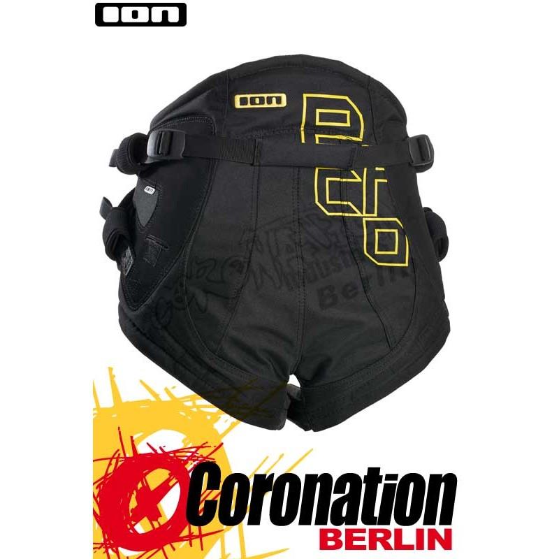 ION EchoX / X-Over Harnesses 2016 Kite Sitz-Trapez Black
