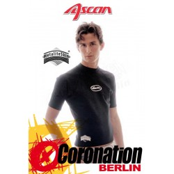 Ascan Metalit Theromo Shirt Neopren Black