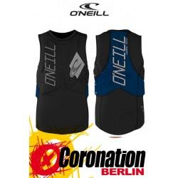 O'Neill Gooru Tech Wake/Kite Vest Prallschutzweste BLK/DEEPSEA