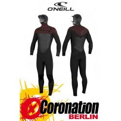 O'Neill SUPERFREAK FZ 6/4mm Hooded Wetsuit