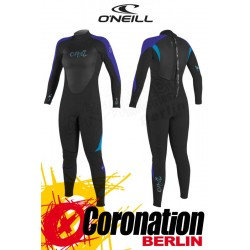 O'Neill Epic 5/4 Women Neoprenanzug Black/Cobalt/SK