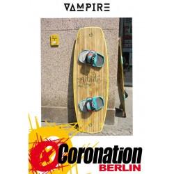 Vampire Blade TEST 138cm mit Bindung