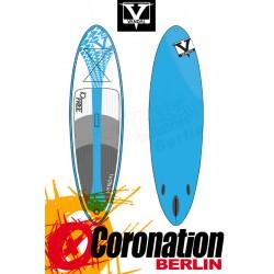 Vandal IQ Free 10'1 Air Inflatable SUP Board bleu