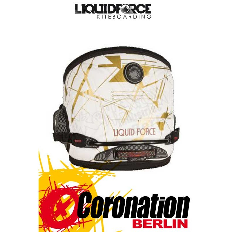 Liquid Force Competition White Trapez