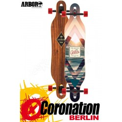 Arbor AXIS 2015 Longboard Drop Thru