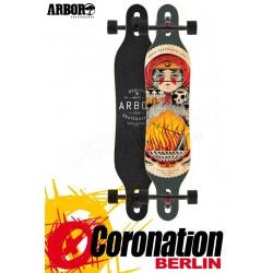 Arbor AXIS GT 2015 Longboard Drop Thru