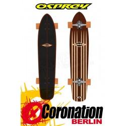 "Osprey Transistor Longboard 42"" Brown"