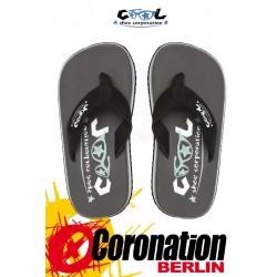 Cool Shoes ORIGINAL - SLIGHT steel grey Badelatschen Strand Sandalen
