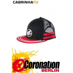 Cabrinha Classic Circle Logo Trucker Cap