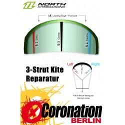 North Neo 2015 bladder Ersatzschlauch Fronttube & struts