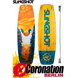 Slingshot Crisis 2016 Kiteboard Freeride 134cm