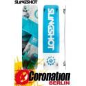Slingshot Glide 2016 vent léger Kiteboard 149cm
