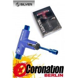 Silver Skatetool Werkzeug - Grind for life