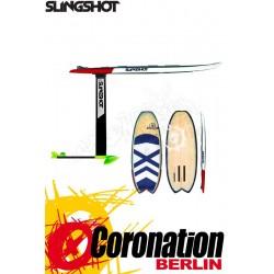 Slingshot NF² Alien Air Hydrofoil-Board Hoverglide Set