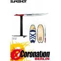 Slingshot NF² - Alien Air FX with Foil  Hydrofoil-Board