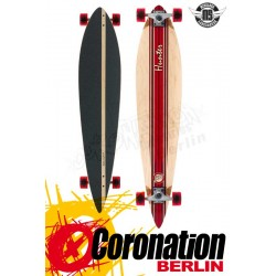 Mindless Hunter III Longboard Red