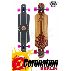 Mindless Falcon drop Throug Longboard