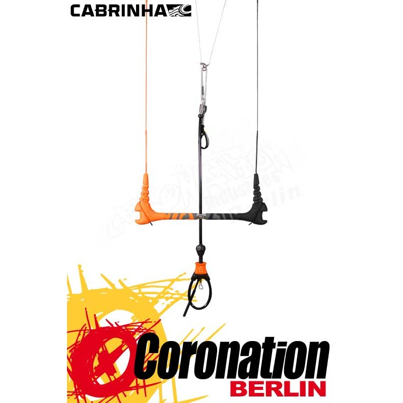 Kitesurfen Cabrinha Bar Modell Overdrive 1*with Recoil mit Quickloop