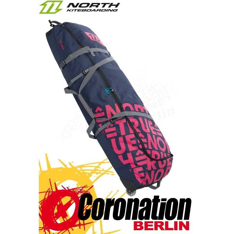North Combibag 2016 Soul 150cm Reise Boardbag mit Rollen