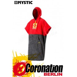 Mystic Poncho Regular - Red