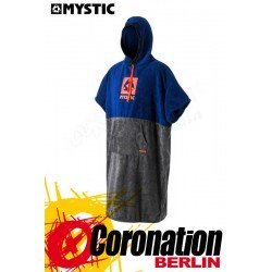 Mystic Poncho Regular - Navy