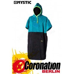Mystic Poncho Regular - Marine Blue