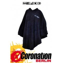 Billabong Poncho Black
